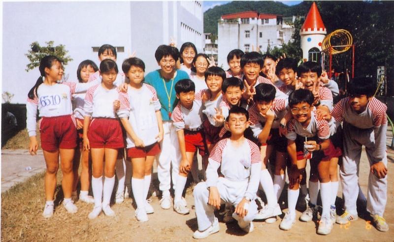 第一代冬季運動服(82學年)