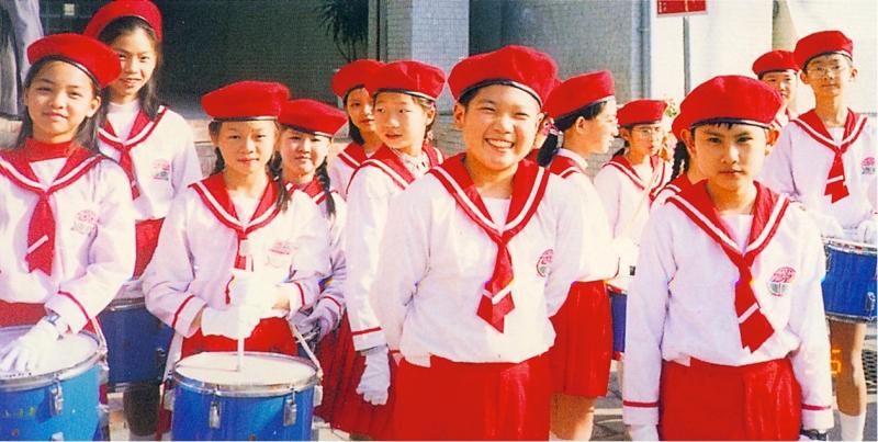 88學年鼓隊制服
